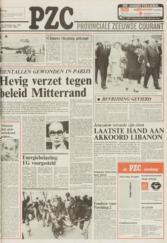 Provinciale Zeeuwse Courant 1983-05-06