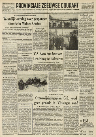 Provinciale Zeeuwse Courant 1956-03-24