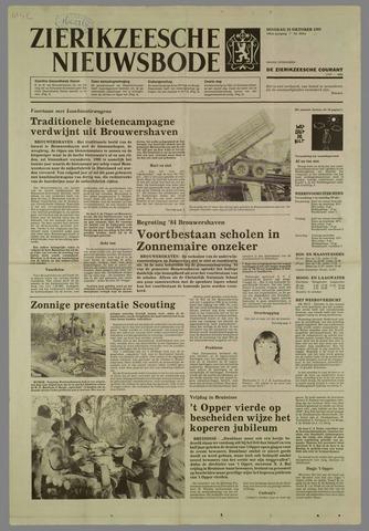 Zierikzeesche Nieuwsbode 1983-10-25