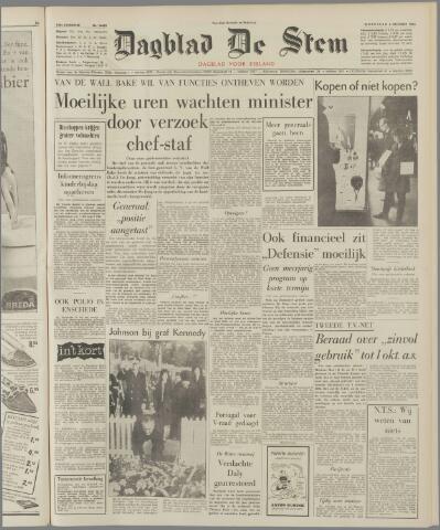 de Stem 1963-12-04