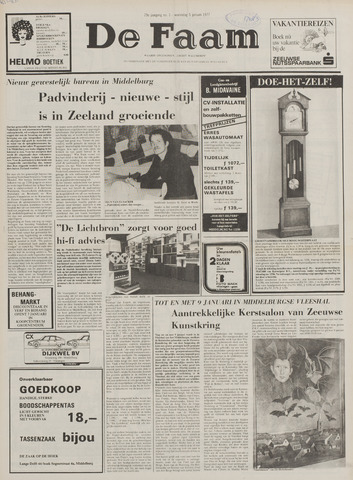 de Faam en de Faam/de Vlissinger 1977