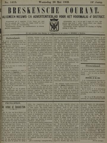 Breskensche Courant 1909-05-26