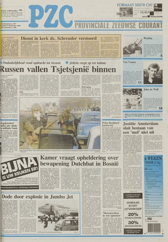 Provinciale Zeeuwse Courant 1994-12-12