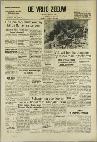 de Vrije Zeeuw 1965-08-27