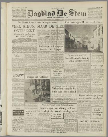 de Stem 1958-01-17