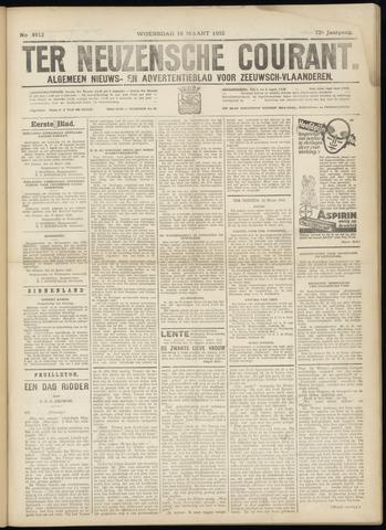 Ter Neuzensche Courant. Algemeen Nieuws- en Advertentieblad voor Zeeuwsch-Vlaanderen / Neuzensche Courant ... (idem) / (Algemeen) nieuws en advertentieblad voor Zeeuwsch-Vlaanderen 1932-03-16
