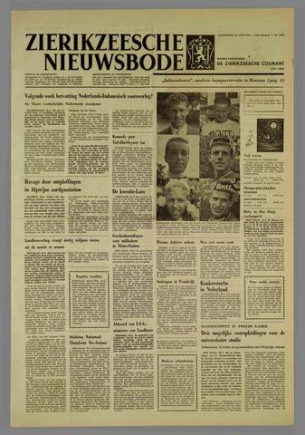 Zierikzeesche Nieuwsbode 1962-06-21