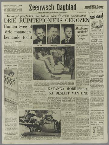 Zeeuwsch Dagblad 1961-02-22