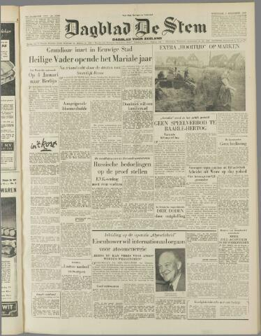 de Stem 1953-12-09