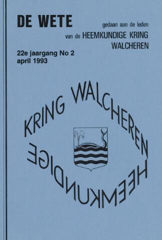 de Wete 1993-04-01