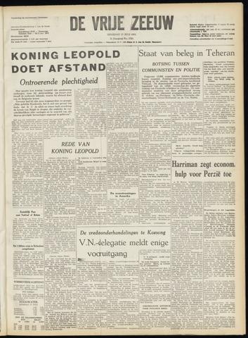 de Vrije Zeeuw 1951-07-17