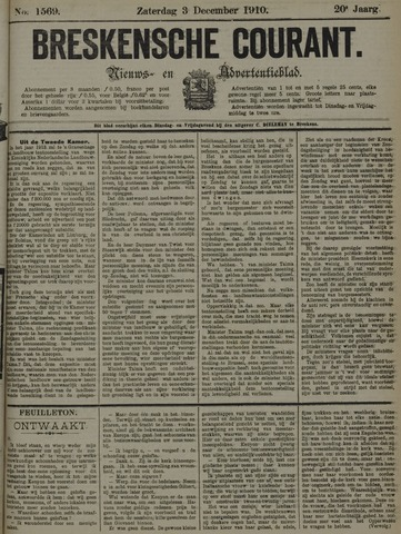Breskensche Courant 1910-12-03