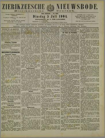 Zierikzeesche Nieuwsbode 1904-07-05
