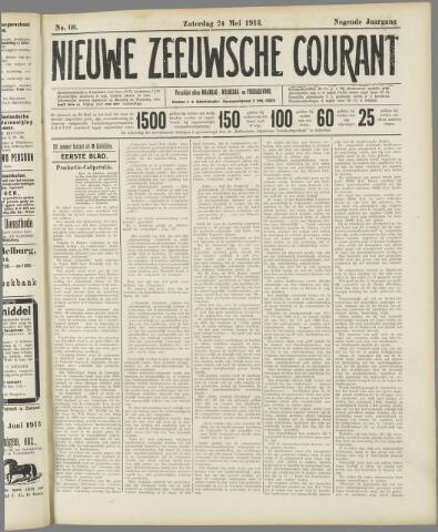 Nieuwe Zeeuwsche Courant 1913-05-24