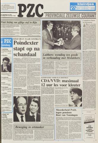 Provinciale Zeeuwse Courant 1986-11-26