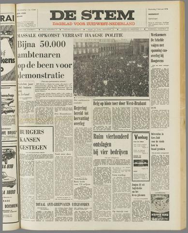 de Stem 1973-02-07