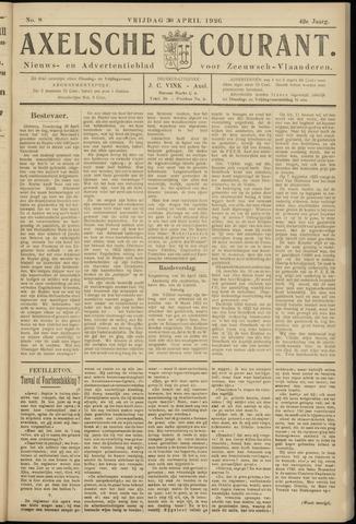 Axelsche Courant 1926-04-30