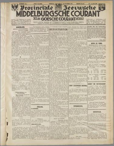 Middelburgsche Courant 1933-10-24