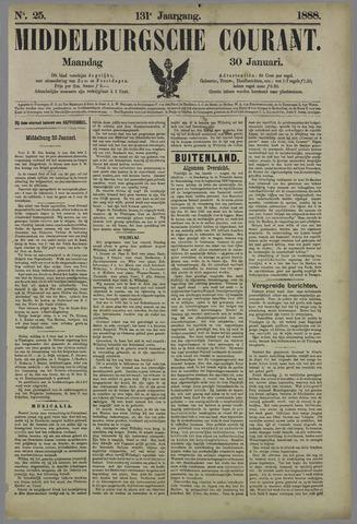 Middelburgsche Courant 1888-01-30