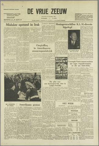 de Vrije Zeeuw 1963-11-14