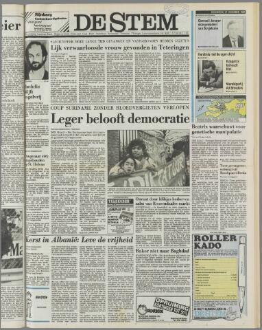 de Stem 1990-12-27