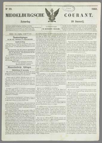 Middelburgsche Courant 1860-01-28