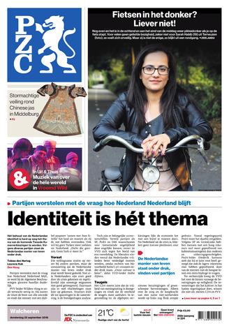 Provinciale Zeeuwse Courant 2016-09-22