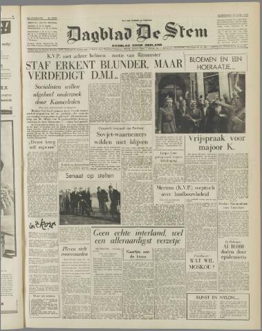 de Stem 1958-04-24