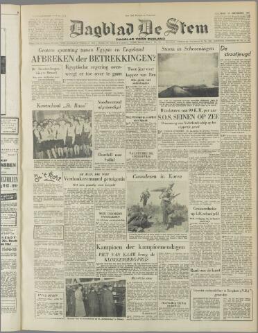 de Stem 1951-12-10