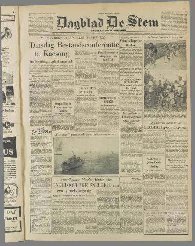 de Stem 1951-07-09