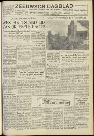 Zeeuwsch Dagblad 1954-09-14