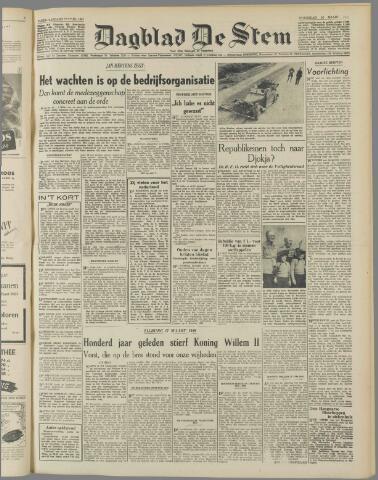 de Stem 1949-03-16