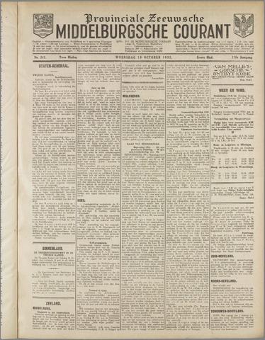 Middelburgsche Courant 1932-10-19