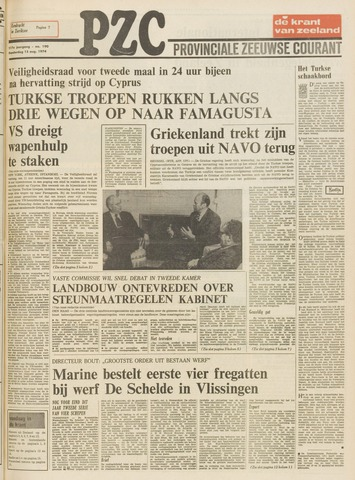 Provinciale Zeeuwse Courant 1974-08-15