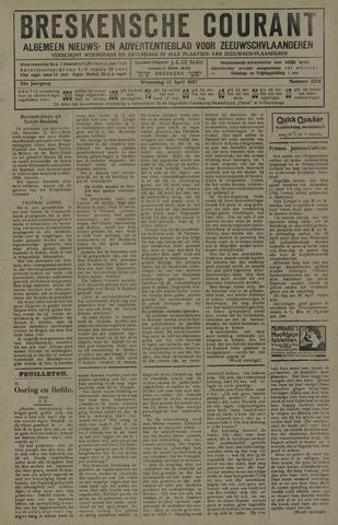 Breskensche Courant 1927-04-13