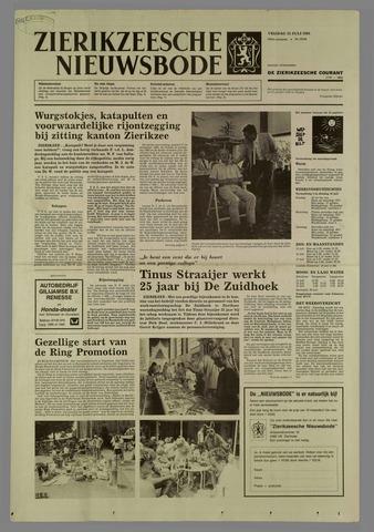 Zierikzeesche Nieuwsbode 1985-07-12