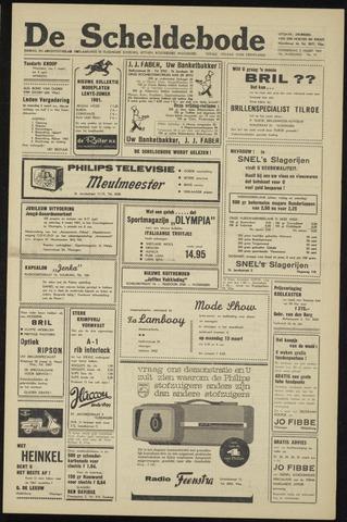 Scheldebode 1961-03-02