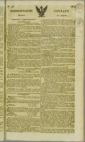Middelburgsche Courant 1825-08-04