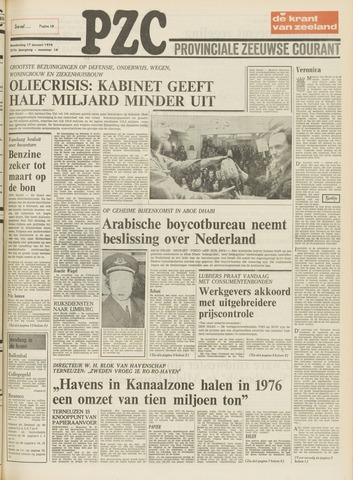 Provinciale Zeeuwse Courant 1974-01-17