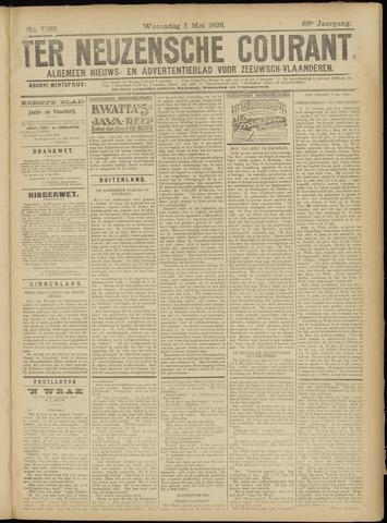 Ter Neuzensche Courant. Algemeen Nieuws- en Advertentieblad voor Zeeuwsch-Vlaanderen / Neuzensche Courant ... (idem) / (Algemeen) nieuws en advertentieblad voor Zeeuwsch-Vlaanderen 1926-05-05