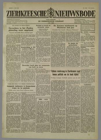 Zierikzeesche Nieuwsbode 1954-06-04