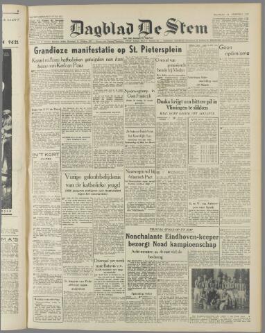 de Stem 1949-02-21