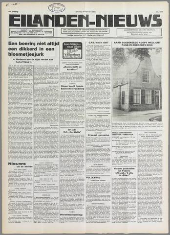 Eilanden-nieuws. Christelijk streekblad op gereformeerde grondslag 1978-09-19