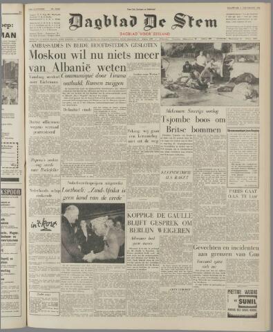 de Stem 1961-12-11