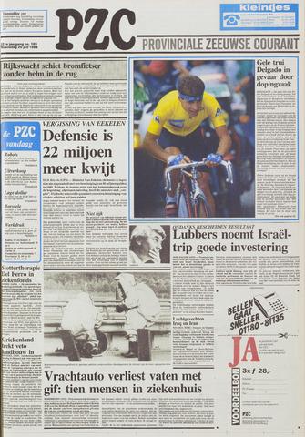 Provinciale Zeeuwse Courant 1988-07-20