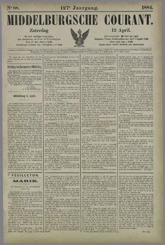 Middelburgsche Courant 1884-04-12