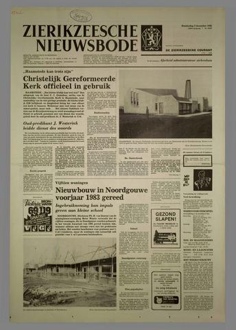 Zierikzeesche Nieuwsbode 1982-12-02