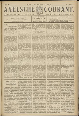 Axelsche Courant 1932-02-02