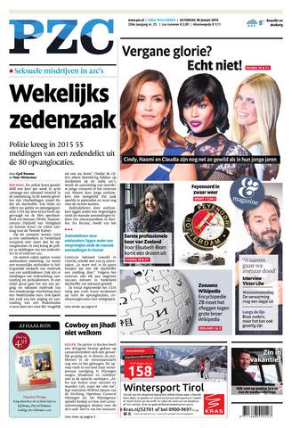 Provinciale Zeeuwse Courant 2016-01-30