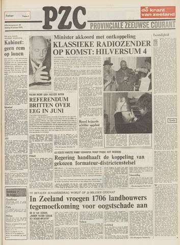 Provinciale Zeeuwse Courant 1975-01-24